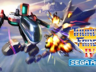 Release - SEGA AGES Thunder Force IV