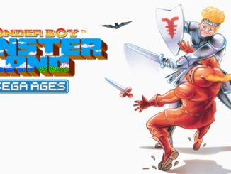SEGA AGES Wonder Boy: Monster Land