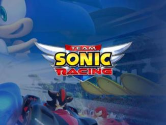 SEGA – Behind the scenes look – Team Sonic Racing – Overdrive Animation