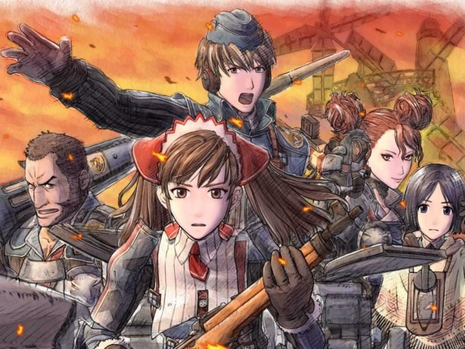 News - SEGA brings Valkyria Chronicles 4 at the end of September