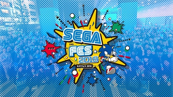 SEGA Fes 2018 14 en 15 April