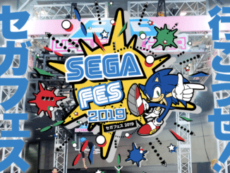 SEGA Fes 2019 announced – 30 and 31 March 2019
