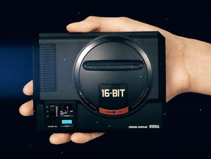 News - Sega Mega Drive Mini delayed till October in Europe