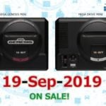 SEGA Mega Drive Mini - Worldwide release September 19th