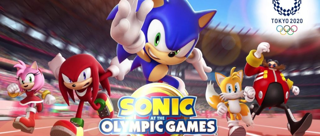 Sega – Mobile Sonic at the Olympic Games Tokyo 2020 trailer