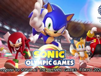 Nieuws - Sega – Mobile Sonic at the Olympic Games Tokyo 2020 trailer