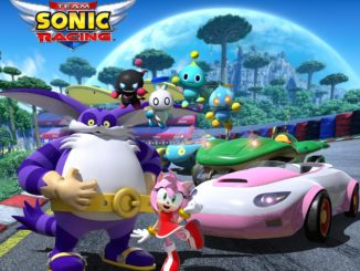 SEGA onthult nieuwe speelbare personages Team Sonic Racing