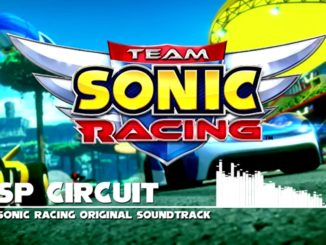 SEGA – Soundtrack Sonic Team Racing's – Wisp Circuit