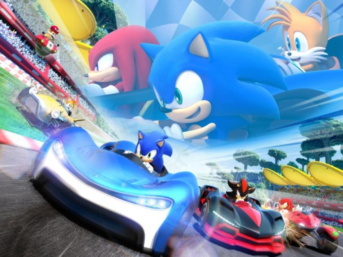News - SEGA; waarom Sonic in een auto zit in Team Sonic Racing