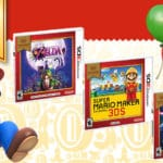 Selects - Mario, Zelda and Star Fox games