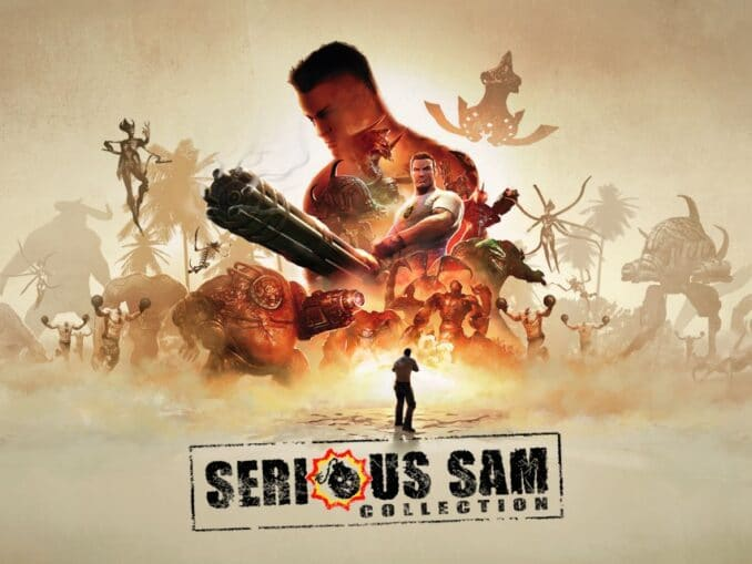 Release - Serious Sam Collection