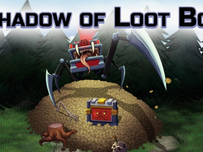 Release - Shadow of Loot Box
