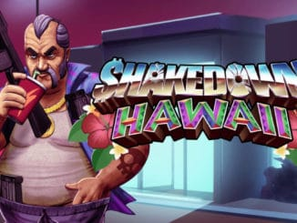 Shakedown: Hawaii – 7th May, Shortly later on3DS
