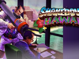 Shakedown: Hawaii – Consultant Trailer
