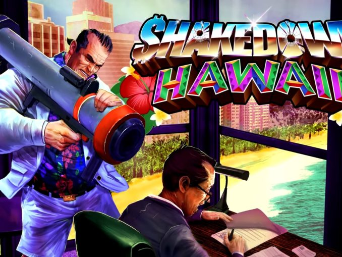 Nieuws - Shakedown Hawaii – Get to the mission trailer