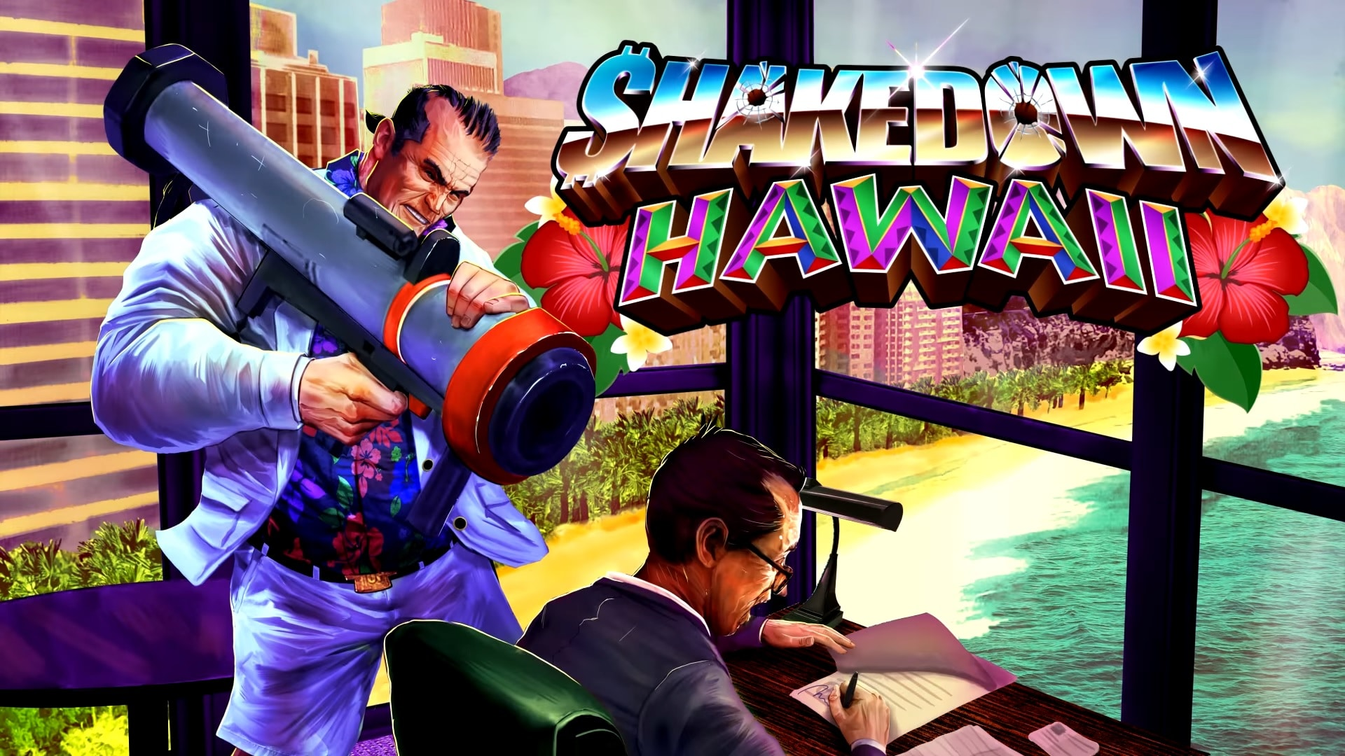 Shakedown Hawaii – Get to the mission trailer