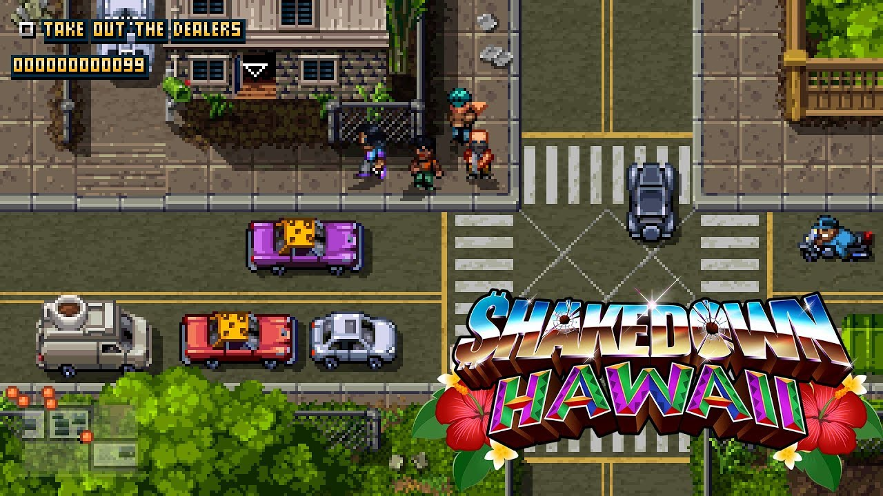 Shakedown: Hawaii wordt agressief – Real Estate Re-Development Trailer