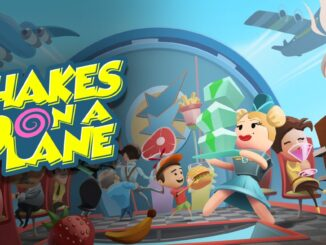 Release - Shakes on a Plane