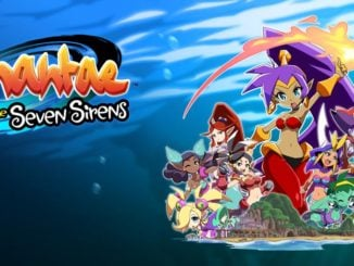 Shantae 5 hernoemd naar Shantae and the Seven Sirens