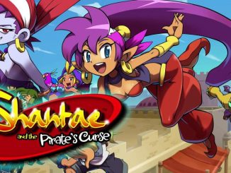 Shantae and The Pirate's Curse onderweg