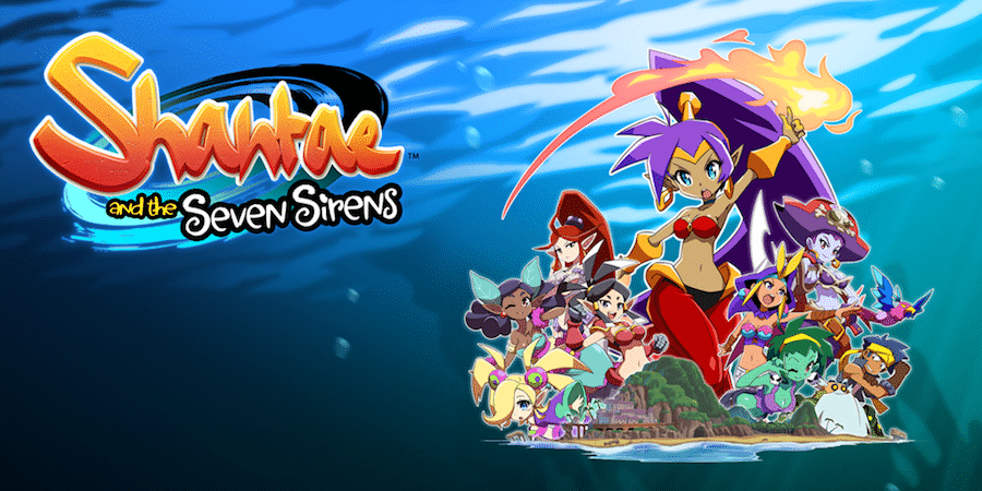Shantae And The Seven Sirens – First Look Gameplay