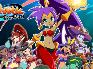 Shantae and the Seven Sirens komt 28 Mei