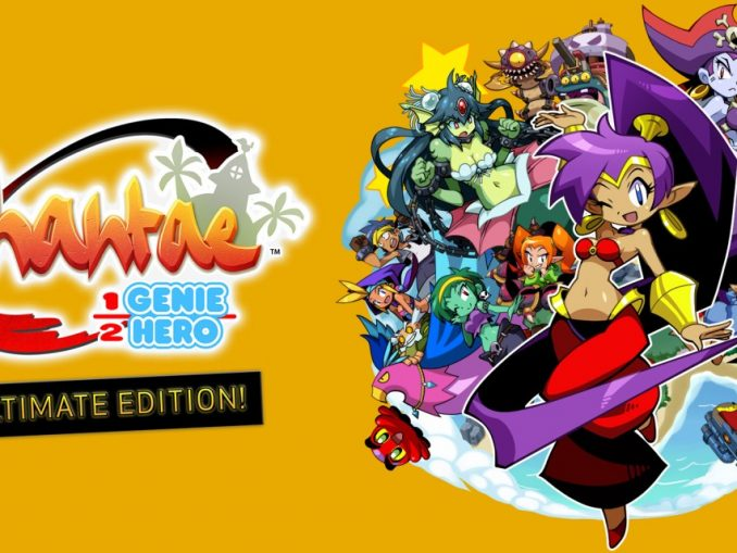 Release - Shantae: Half- Genie Hero Ultimate Edition