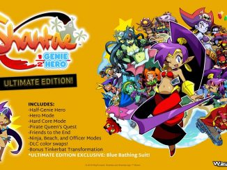 Shantae: Half-Genie Hero Ultimate Edition komt 27 April