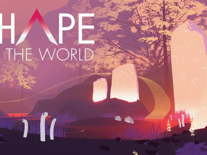 Nieuws - Shape of the World launch trailer