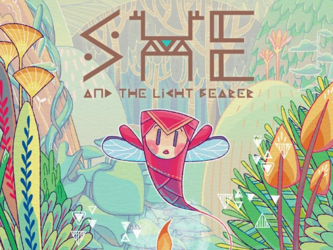 Release - She and the Light Bearer