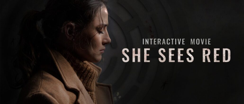 She Sees Red – Interactive Movie