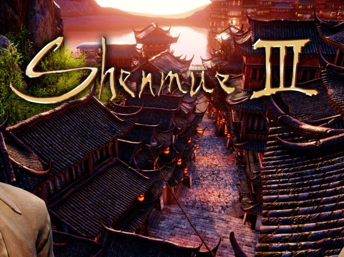 News - Shenmue III: Nothing is planned for themoment