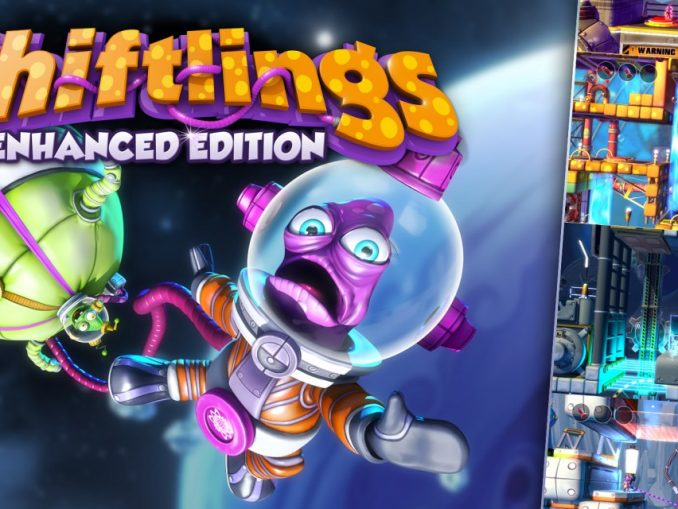 Release - Shiftlings – Enhanced Edition