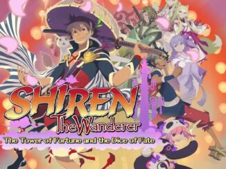 Shiren The Wanderer: The Tower of Fortune and the Dice of Fate – Eerste uur gameplay