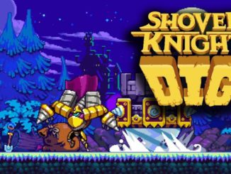 Shovel Knight Dig announced