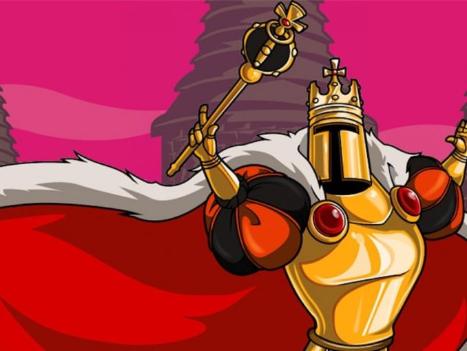 Nieuws - Shovel Knight: King of Cards gameplay