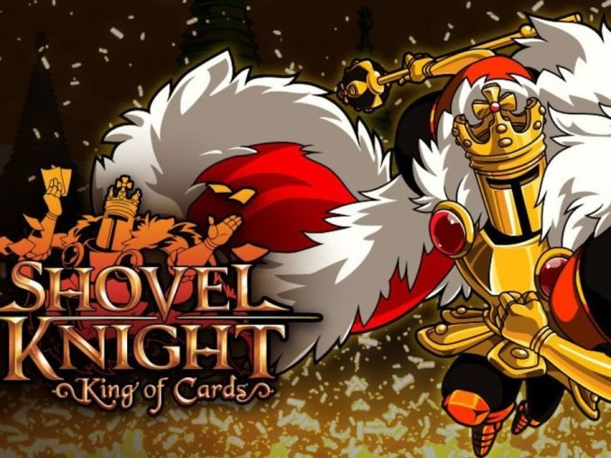 Nieuws - Shovel Knight: King Of Cards – PAX East Gameplay