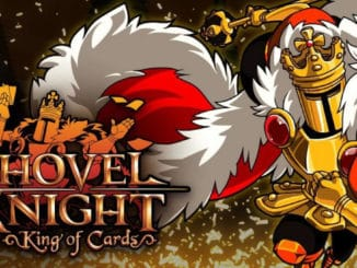 Shovel Knight: King Of Cards – Soundtrack available