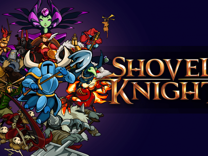 News - Shovel Knight over de twee miljoen!