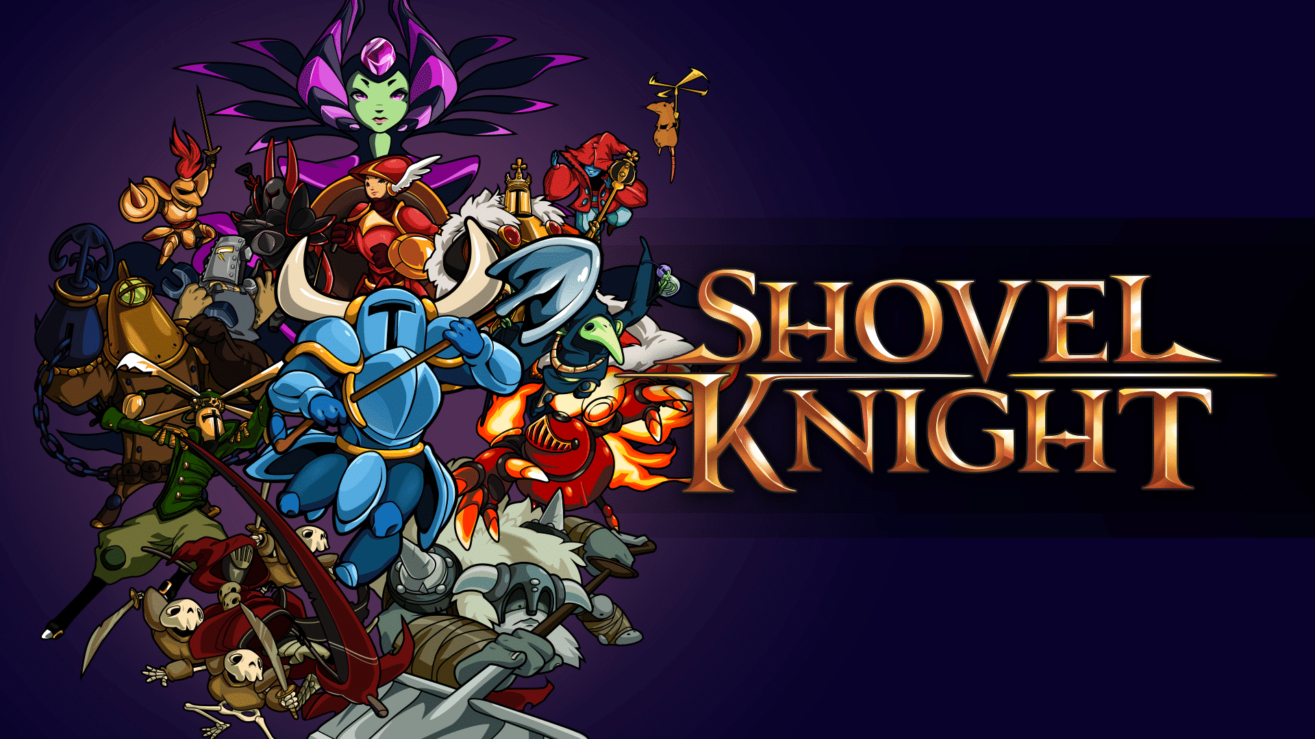 Shovel Knight – Physical version reconfirmed for 2019