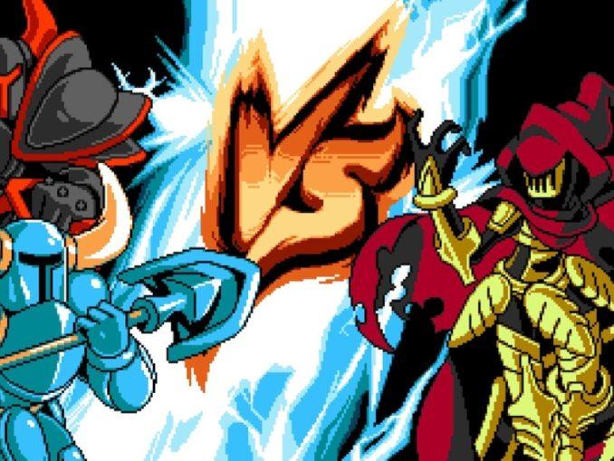 Nieuws - Shovel Knight Showdown details