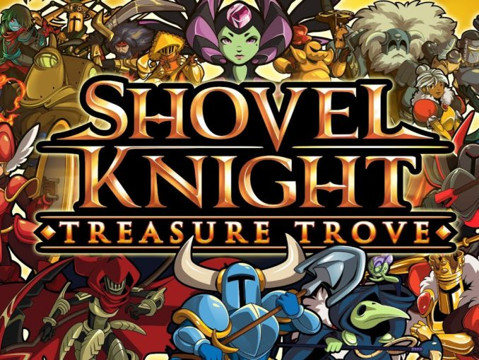 Nieuws - Shovel Knight Treasure Trove – Laatste Launch Trailer