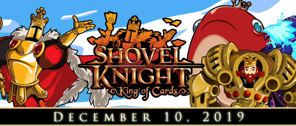 Shovel Knight: Treasure Trove - final planned update - scheduled for December 10th