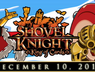 Shovel Knight: Treasure Trove – laatste geplande update – gepland voor 10 december