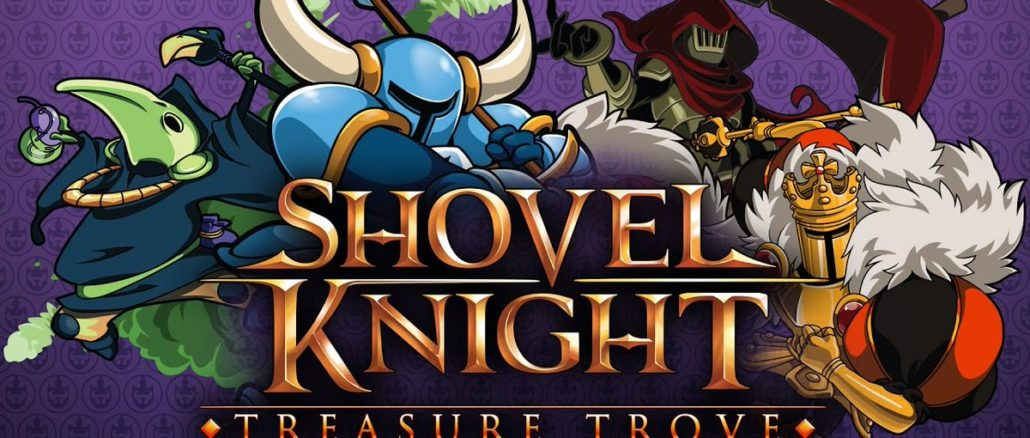 Shovel Knight: Treasure Trove update delayed in some regions