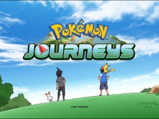 Sing-A-Long voor Pokemon Journeys: The Series