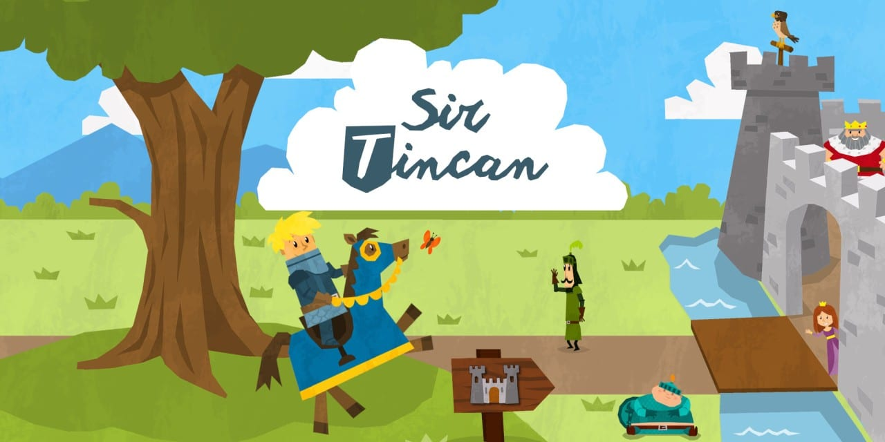 Sir Tincan – Adventures in the Castle