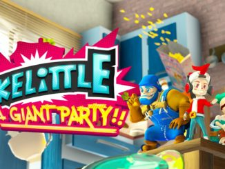 Release - Skelittle: A Giant Party!