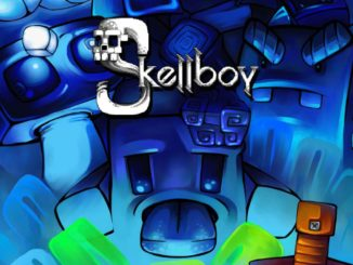 Skellboy is launching 30th of January