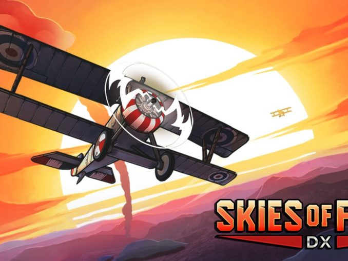 Release - Skies of Fury DX